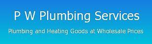 P W Plumbing Services