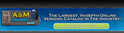 A&M Vending Equipment Sales