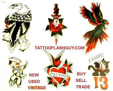 Tattoo Flash Guy