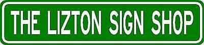 The Lizton Sign Shop