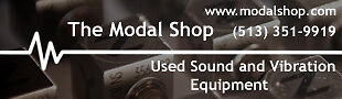 The Modal Shop Used Equipment