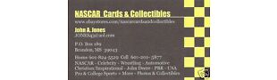 NASCAR CARDS AND COLLECTIBLES
