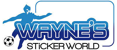 Wayne's Sticker World