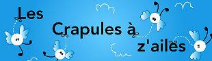 LES CRAPULES A Z'AILES