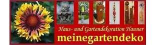 Haus und Gartendekoration Hauner