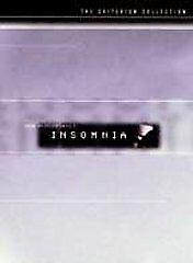 Insomnia (DVD, 1999, Criterion Collection) 1