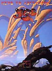 Yes Keys To Ascension DVD New Sealed Live In California 1996 147 Min USA Wakeman