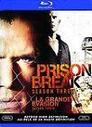 Prison Break - Season 3 (Blu-ray Disc, 2008, 4-Disc Set, Canadian Sensormatic Widescreen)