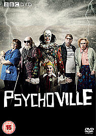 Psychoville  Series 1 DVD 2009 - Pontefract, United Kingdom - Psychoville  Series 1 DVD 2009 - Pontefract, United Kingdom