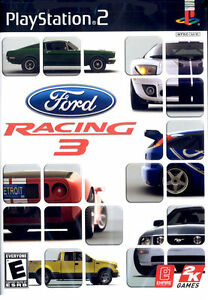 Ford Racing 3 for Sony PlayStation 2