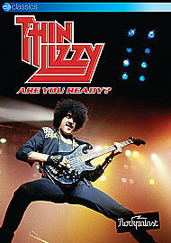 Thinlizzy Are You Ready? [DVD] [NTSC] 5036369808297 brand new sealed free P&P