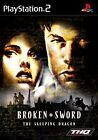 Broken Sword 3: The Sleeping Dragon (Sony PlayStation 2, 2003) - European Version