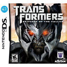 Transformers: Autobots (Nintendo DS, 2007) - European Version
