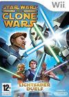 Star Wars: The Clone Wars - Lightsaber Duels (Nintendo Wii, 2008) - European Version