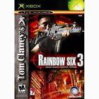 Tom Clancy's Rainbow Six 3: Black Arrow (Microsoft Xbox, 2004) - European Version