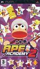 Ape Academy 2 (Sony PSP, 2006) - European Version