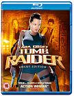 Lara Croft - Tomb Raider (Blu-ray, 2009)