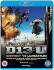 District 13 - Ultimatum (Blu-ray, 2009)