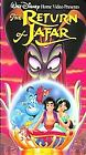 The Return of Jafar (VHS, 1994)
