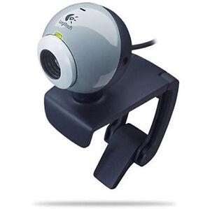 Logitech QuickCam Webcam Descargar Controlador
