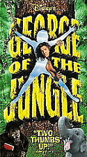 NEW  George of the Jungle VHS