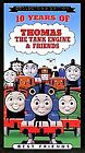 Thomas & Friends VHS Tapes without Modified Item