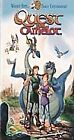 Quest For Camelot (VHS, 1998, Warner Brothers Family Entertainment Clam Shell)