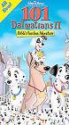101 Dalmatians II: Patchs London Adventure (VHS, 2003, Spanish Dubbed)
