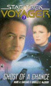 Ghost-of-a-Chance-Star-Trek-Voyager-Book-7-ACCEPTABLE-Book