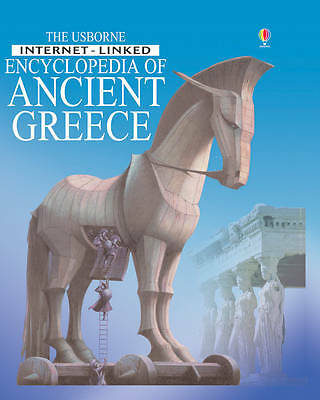 Miles, Lesley, The Usborne Internet-linked Encyclopedia of Ancient Greece, Excel