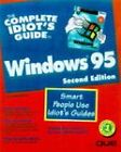 The Complete Idiot's Guide to Windows 95 by Paul McFedries (Counterpack - filled, 1997)