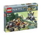 LEGO Agents Gold Hunt (8630)