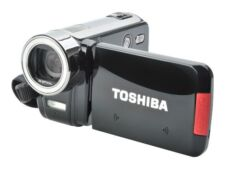 Toshiba CAMILEO Camcorders with Touch-Screen