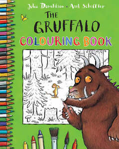 The-Gruffalo-Colouring-Book-Donaldson-Julia-New-Condition