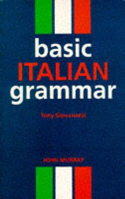 Basic Italian Grammar-ExLibrary