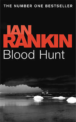 IAN RANKIN - Blood Hunt - Paperback (as new, unread)