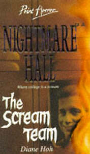 The-Scream-Team-Point-Horror-Nightmare-Hall-Diane-Hoh-Book