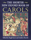 The Shorter New Oxford Book of Carols: Vocal Score by Oxford University Press (Sheet music, 1993)