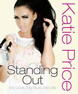 Standing-Out-Katie-Price-Used-Good-Book