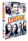 Leverage - Series 2 - Complete (DVD, 2011, 4-Disc Set)