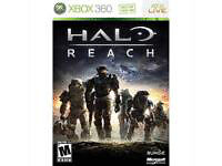 Halo: Reach - Xbox 360 video game DISC ONLY FREE FAST SHIPPING