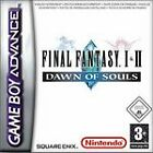Final Fantasy I & II: Dawn of Souls (pack) (Nintendo Game Boy Advance, 2004)