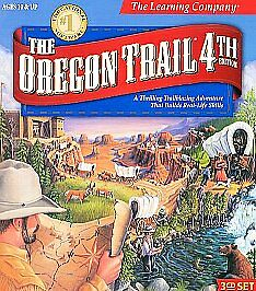 The-Oregon-Trail-4th-Edition-PC-1999-3-CD-ROM-in-jewel-box
