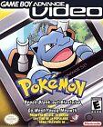 Game Boy Advance Video: Pokémon -- Beach Blank-Out Blastoise & Go West Young Meowth (Nintendo Game Boy Advance, 2004)