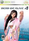 Dead or Alive 4 (Microsoft Xbox 360, 2005)