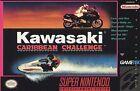 Kawasaki Caribbean Challenge (Super Nintendo Entertainment System, 1993)