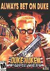 2011 Duke Nukem Forever PC Video Games