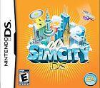 Sim City Nintendo DS 2007 Video Games