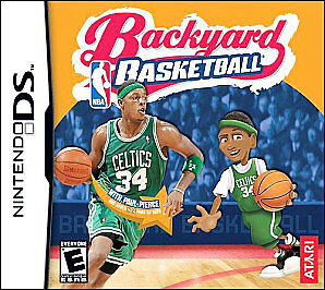 Backyard Basketball  (Nintendo DS, 2007)