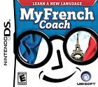 Nintendo DS My French Coach Video Games